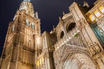 Campamento artes escénicas en Toledo
