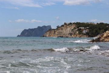Campamento Aventura y playa en Moraira, Alicante